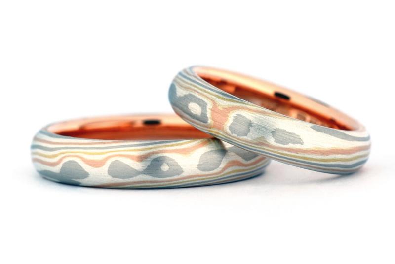 Snubni Prsteny Mokume Gane Invencie